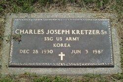 Charles Joseph Kretzer, Sr