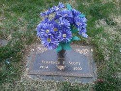 Florence Elizabeth <i>Ellis</i> Scott