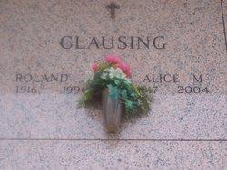Alice M. <i>Chezik</i> Clausing
