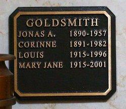 Corinne <i>Loewenstein</i> Goldsmith