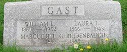 Marguerite <i>Gast</i> Bridenbaugh