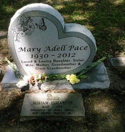 Mary Adell Marydell <i>Pace</i> Ewell