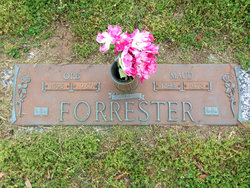 Maud <i>Ferrell</i> Forrester