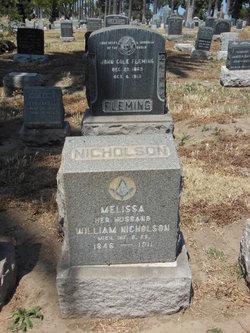 William E Bill Nicholson