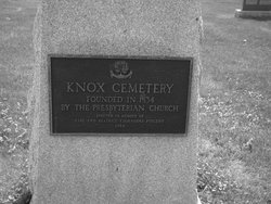 Knox Presbyterian Church Cemetery