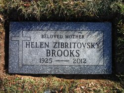Helen <i>Zibritosky</i> Brooks