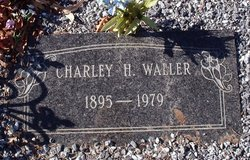 Charley Hampton Waller