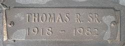 Thomas Rabon Criswell, Sr