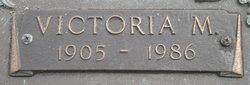 Victoria Agnes Vic <i>Miller</i> Williams