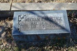 William Edward Armitage