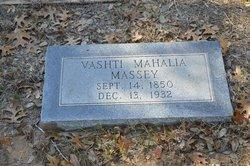 Vashti Mahalia <i>Barton</i> Massey