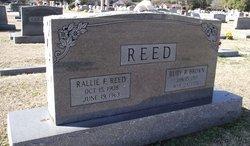 Ruby Norton <i>Reed</i> Brown
