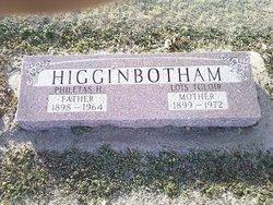 Lois Tuloir <i>Birlew</i> Higginbotham
