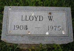 Lloyd W Bowman