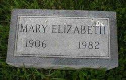 Mary Elizabeth Bowman