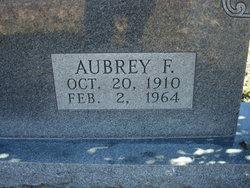 Aubrey Franklin Green