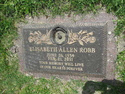 Elizabeth Allen Robb