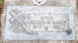 Lillian M Baker