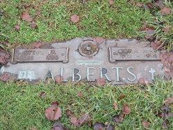 Cora May <i>Baker</i> Alberts