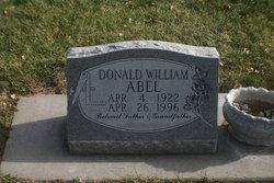 Donald W. Abel