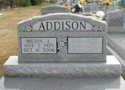 Milton Joseph Addison