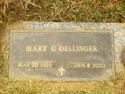 Mary Elizabeth <i>Clark</i> Dellinger