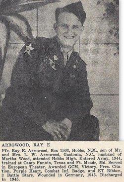 Ray Everett Arrowood