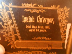 Isaiah Cowger