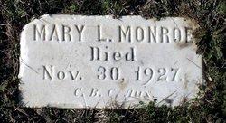 Mary L. Monroe
