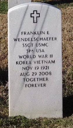 Franklin Eugene Wendelschaefer