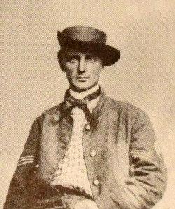 Capt John Edgar Howard Post