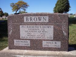 PFC Raymond Ralph Brown