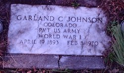 Garland Charles Johnson