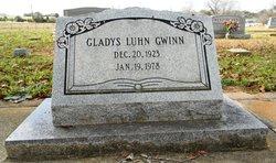 Gladys <i>Luhn</i> Gwinn
