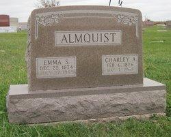 Emma Sophia Nilsdotter <i>Nelson</i> Almquist