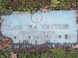 Clair Ira Crytzer