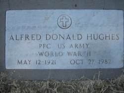 Alfred Donald Hughes