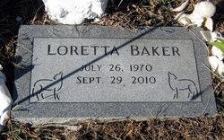 Loretta Baker