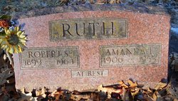 Amanda Lee <i>Lang</i> Ruth