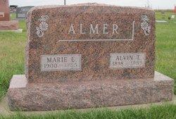 Marie E. <i>Collins</i> Almer