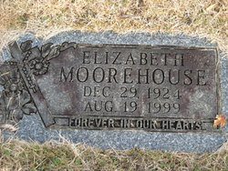 Elizabeth Betty Moorehouse