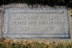 Ellen Nellie <i>Parsons</i> Long