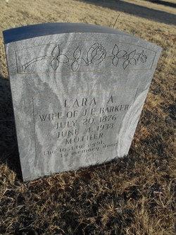 Lara Adaline <i>McBroom</i> Barker