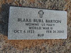 Blake Burl Bud Barton