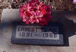 Ernest Walter James Clay