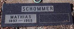 Mathias Bernard Schommer