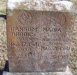Ransom Earl Brooks