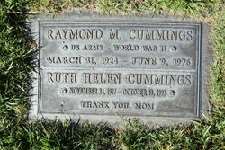 Ruth Helen <i>Dawson</i> Cummings