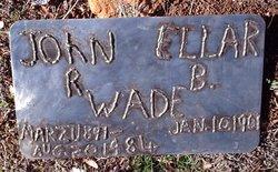 Ella Belle Eller <i>Dill</i> Wade
