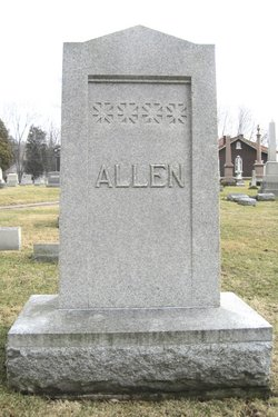 Josiah Benson Allen